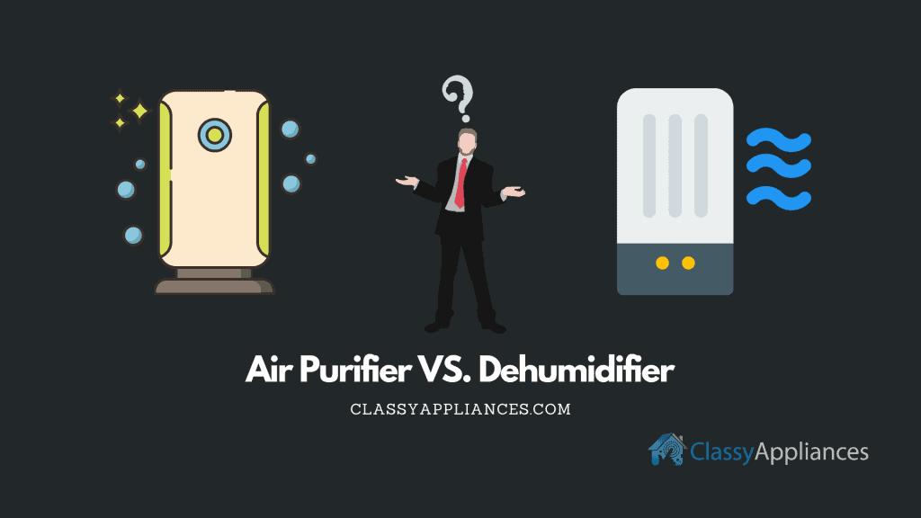 air purifier vs dehumidifier featured