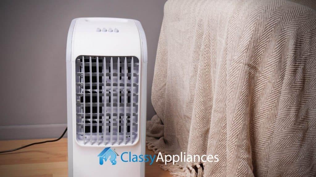 air cooler bedroom